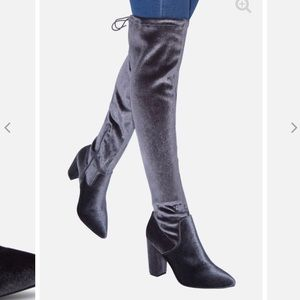 JustFab Cerene Heeled Boot